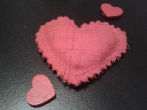 tři srdce